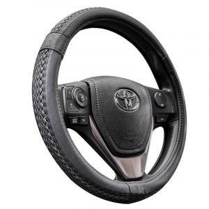 Car Weave Steering Wheel Cover