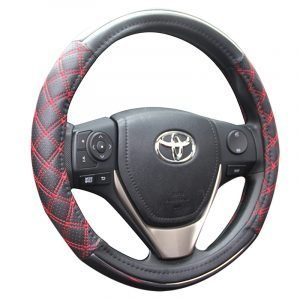 Channel Car Steering Wheel Cover