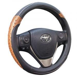 Crocodile Steering Wheel Cover