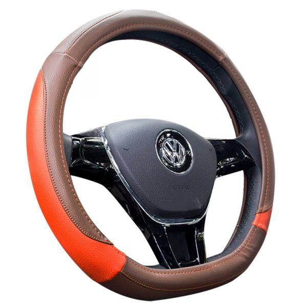 Flat Bottom Steering Wheel Cover