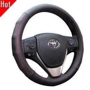 Elegant Car Steering Wheel Cover