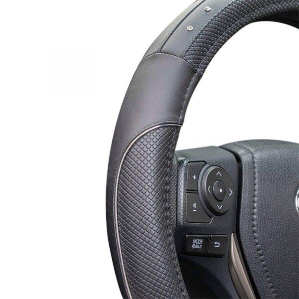 Glitter Steering Wheel Cover