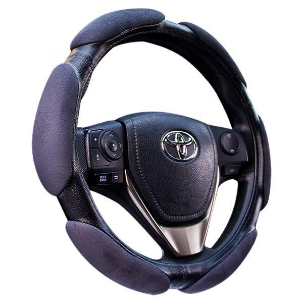 Memory Foam Steering Wheel Cover