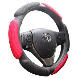 Mesh Steering Wheel Cover