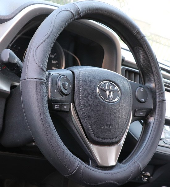 popular steering wheel cover-3