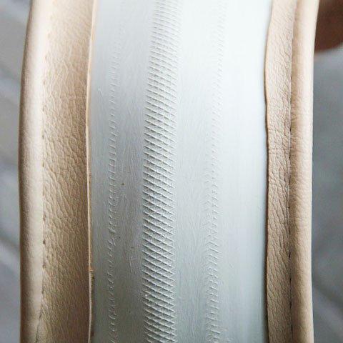 virgin rubber ring