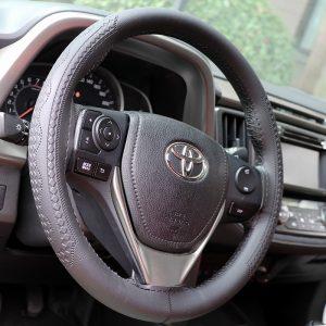 DIY Sewing Steering Wheel Cover
